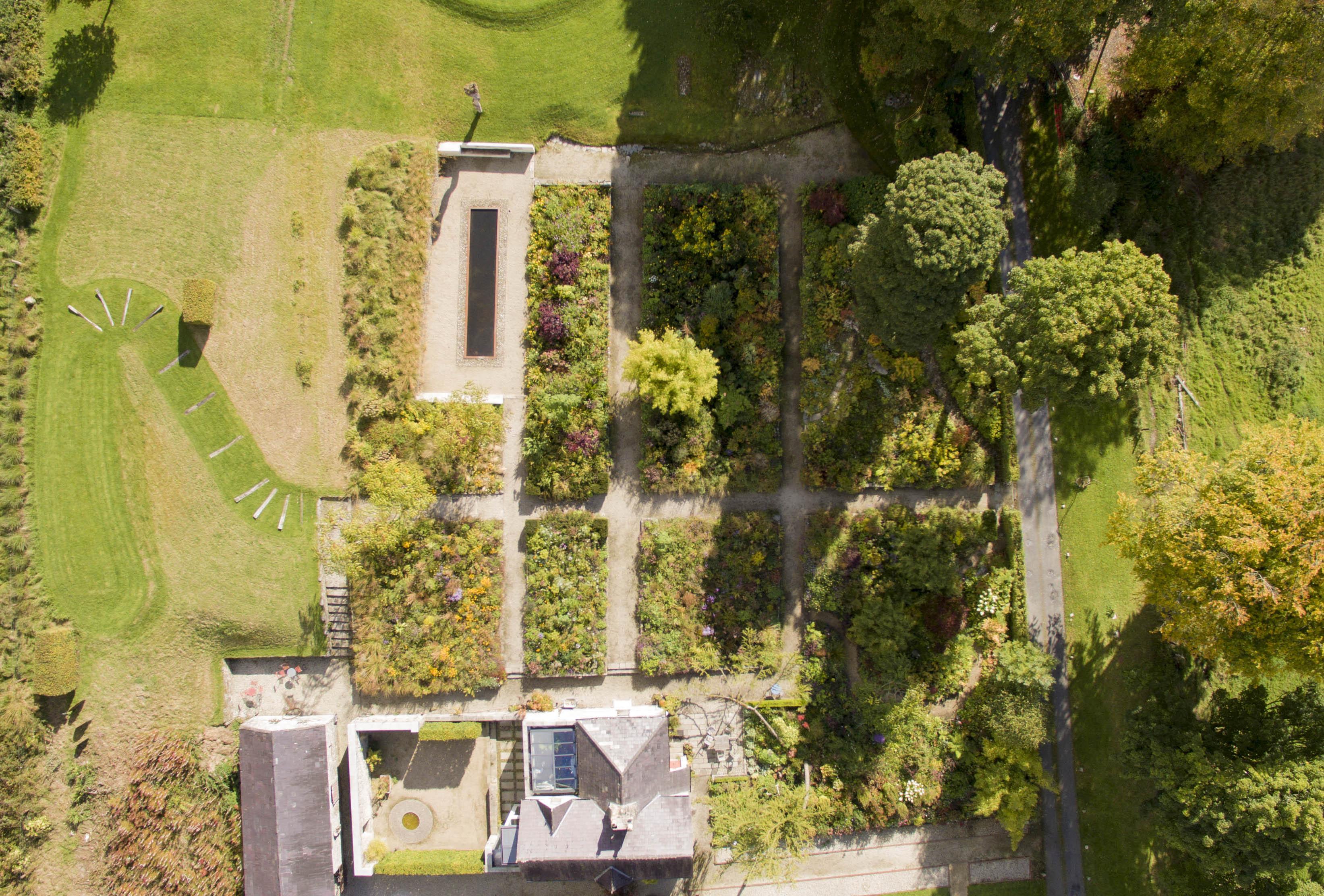 A Garden From Above